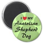 Amo mi perro de pastor de Anatolia Iman De Nevera