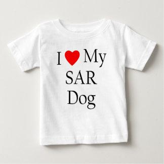 Amo mi perro del SAR Camisas