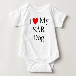 Amo mi perro del SAR Remera
