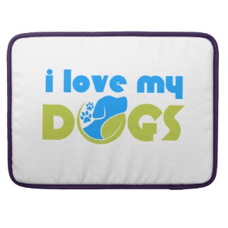 amo mi perro funda para macbook pro