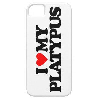 AMO MI PLATYPUS iPhone 5 Case-Mate CÁRCASA