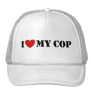 Amo mi poli gorras