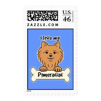 Amo mi Pomeranian
