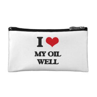 Amo mi pozo de petróleo