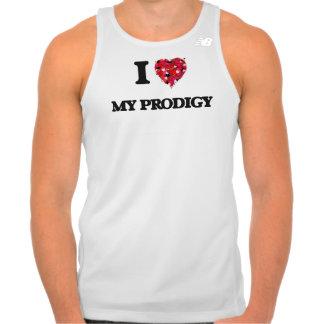 Amo mi Prodigy T-shirts