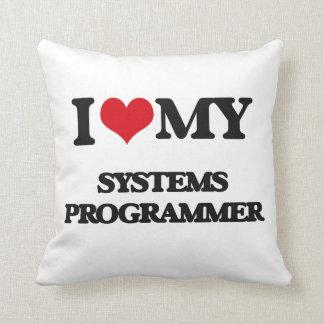 Amo mi programador almohada
