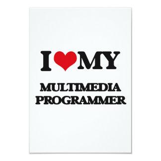 Amo mi programador de las multimedias comunicados