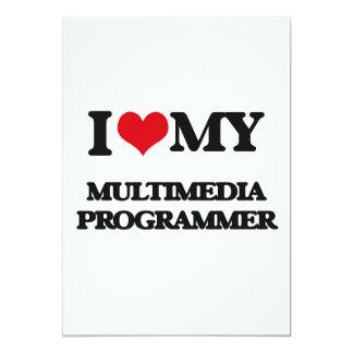 Amo mi programador de las multimedias anuncios personalizados