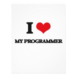 Amo mi programador tarjetones