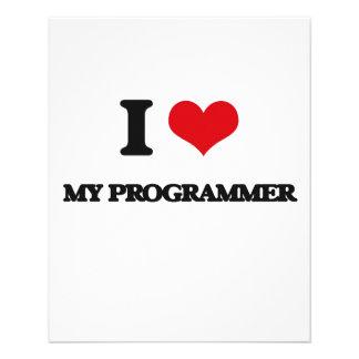 Amo mi programador tarjeton