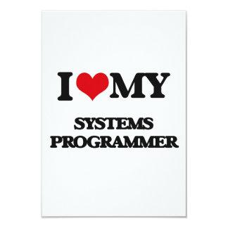 Amo mi programador invitaciones personales