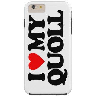 AMO MI QUOLL FUNDA DE iPhone 6 PLUS TOUGH
