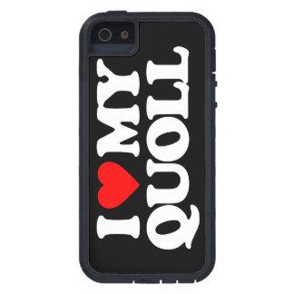 AMO MI QUOLL iPhone 5 Case-Mate FUNDAS