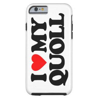 AMO MI QUOLL FUNDA DE iPhone 6 TOUGH