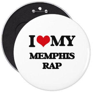 Amo mi RAP de MEMPHIS Pins