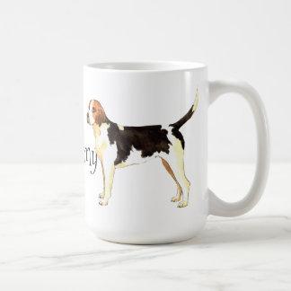 Amo mi raposero inglés tazas de café