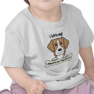 Amo mi raposero camiseta