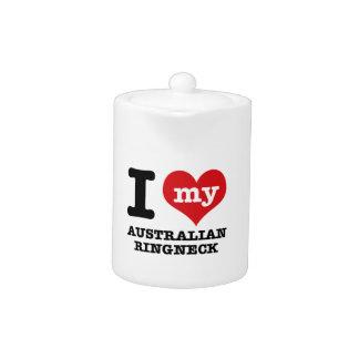 Amo mi ringneck australiano
