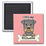 Amo mi Rottweiler Iman