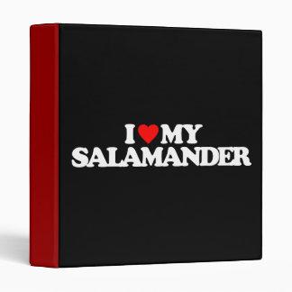 AMO MI SALAMANDER