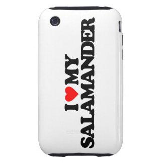AMO MI SALAMANDER TOUGH iPhone 3 CÁRCASA