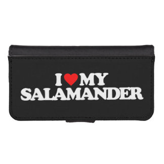 AMO MI SALAMANDER FUNDAS CARTERA DE iPhone 5