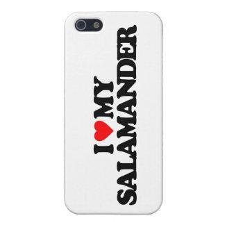 AMO MI SALAMANDER iPhone 5 PROTECTORES