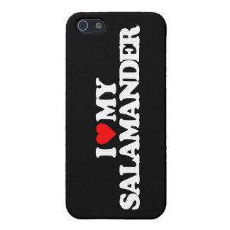 AMO MI SALAMANDER iPhone 5 COBERTURA