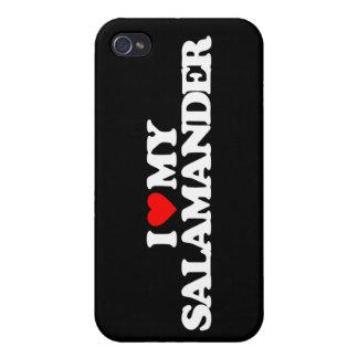 AMO MI SALAMANDER iPhone 4 CARCASA