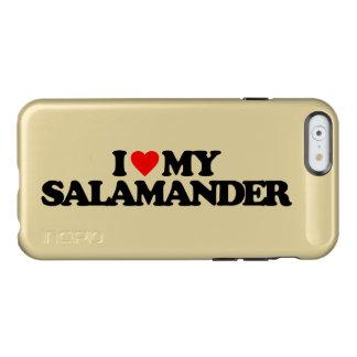 AMO MI SALAMANDER FUNDA PARA iPhone 6 PLUS INCIPIO FEATHER SHINE