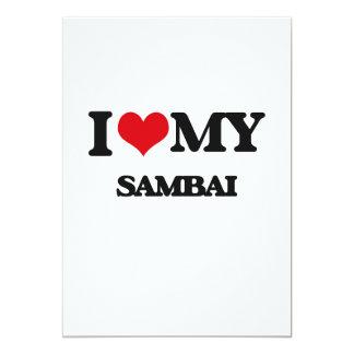 Amo mi SAMBAI Anuncios Personalizados