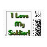Amo mi sello del soldado
