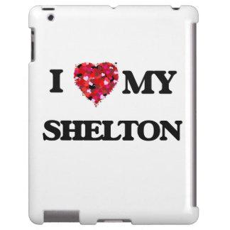 Amo MI Shelton Funda Para iPad