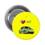 amo mi slugbug pin