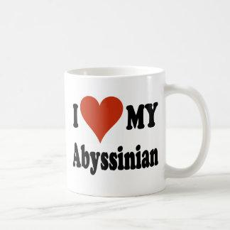 Amo mi taza ABISINIA