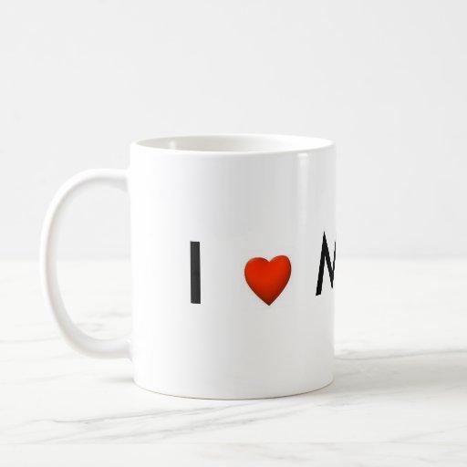 Amo mi taza de Boss