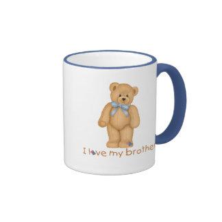 Amo mi taza de café de Brother