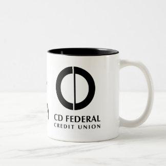 Amo mi taza de café de Credit Union