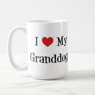 Amo mi taza de Granddogs