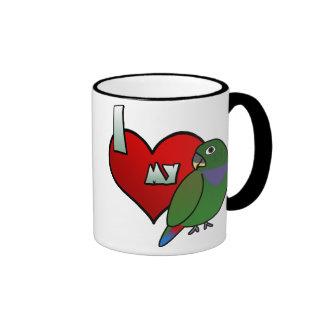 Amo mi taza de Maximiliano Pionus