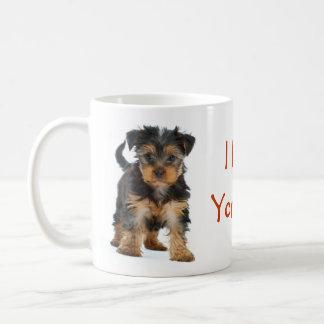Amo mi taza de Yorkshire Terrier
