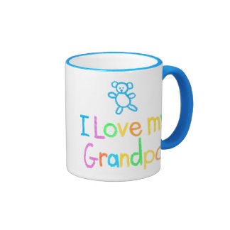 Amo mi taza del abuelo