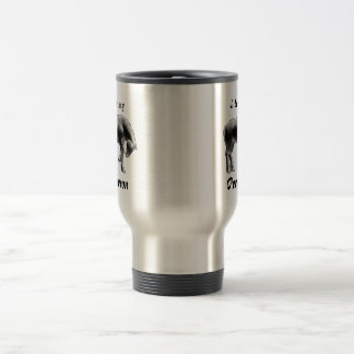 Amo mi taza del percheron