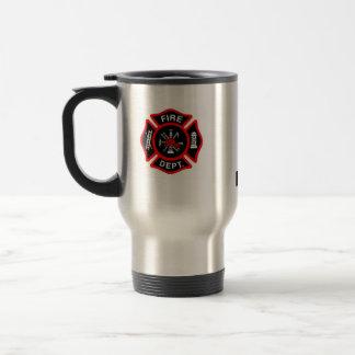 Amo mi taza del viaje del bombero