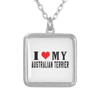 Amo mi Terrier australiano Grimpola
