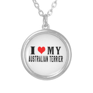 Amo mi Terrier australiano Joyeria