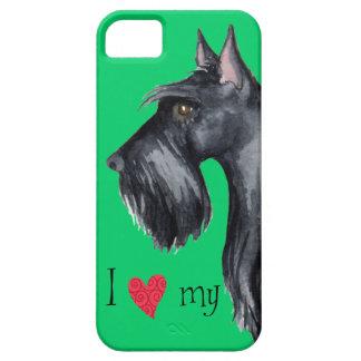 Amo mi Terrier escocés Funda Para iPhone SE/5/5s
