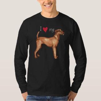 Amo mi Terrier irlandés Polera