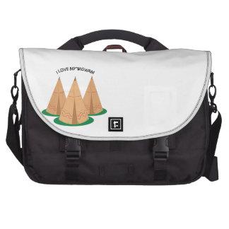 Amo mi tienda india bolsas para portatil
