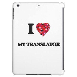 Amo mi traductor
